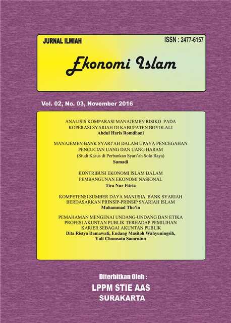 JAP Volume 02, Nomor 03, November 2016
